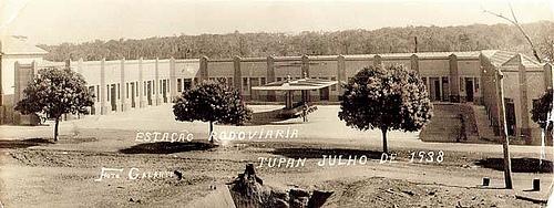Estação Rodoviária Julho de 1938