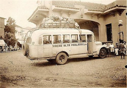 Ônibus Viação Alta Paulista