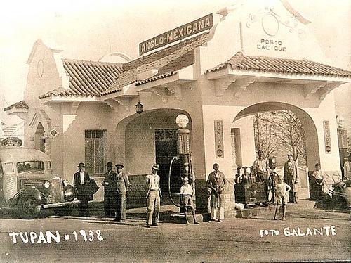 Tupan 1938 Foto Galante