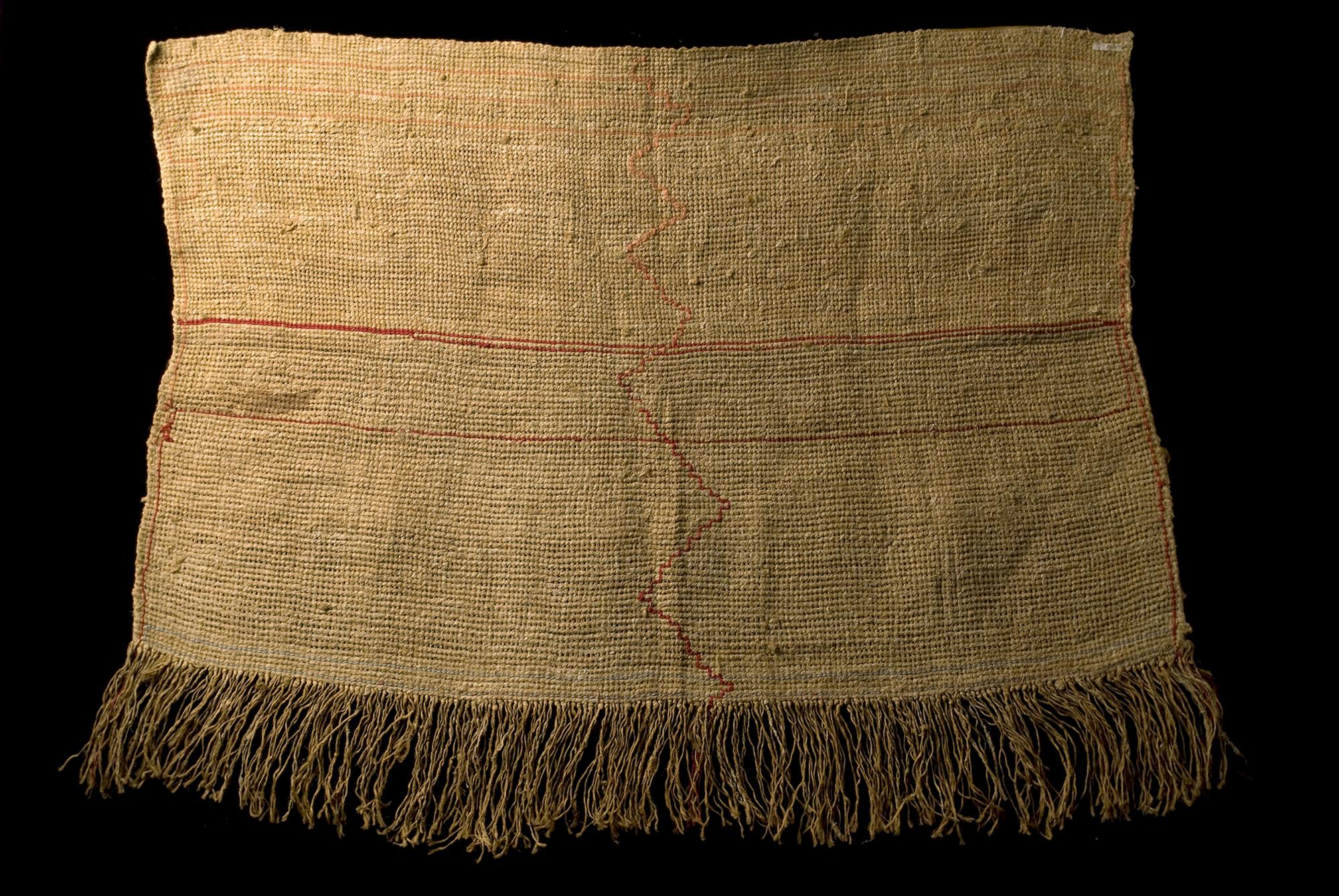 Cobertor (ou manta) Kaingang